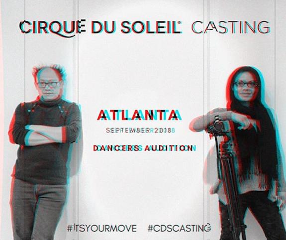Atlanta Dancers Audition