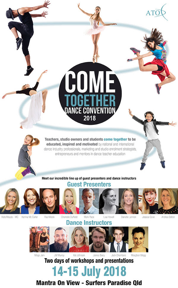 Australian Dance Teacher Conference