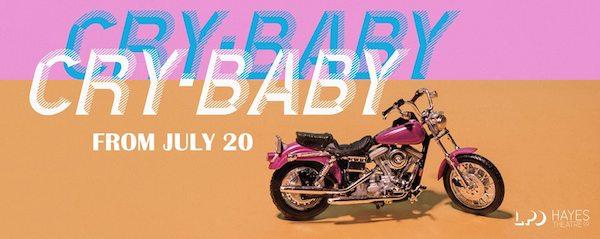Cameron Mitchell choreographs Australian premiere of Cry-Baby