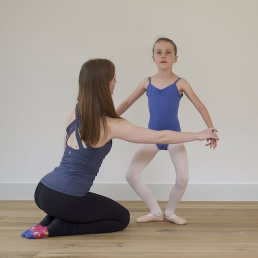 Pelvis & Plié Dance Instruction