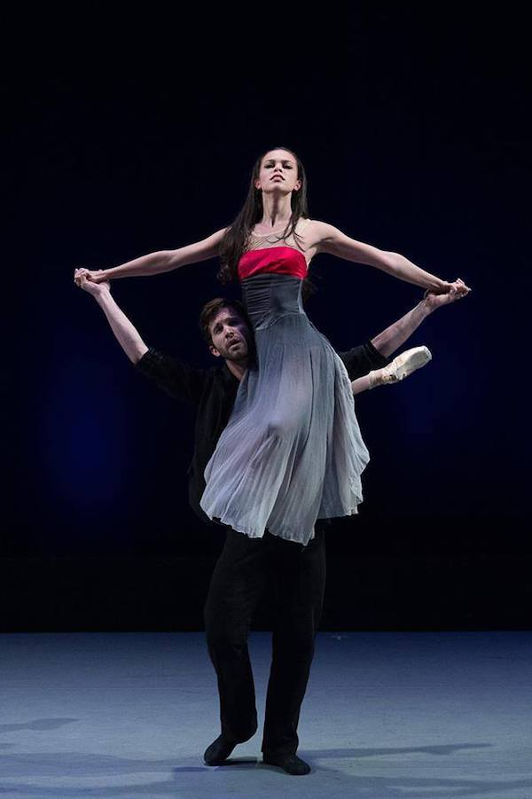 Transfigured Night choreographed by Edwaard Liang
