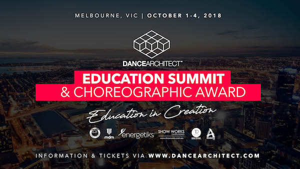 Melbourne Dance Education Summit 2018