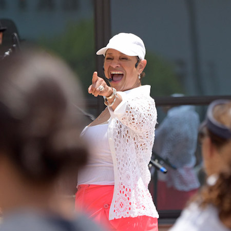 Salsa Sunday with Debbie Allen at Wallis Annenberg Center