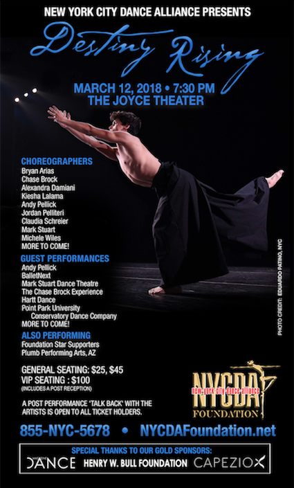 New York City Dance Alliance Foundation
