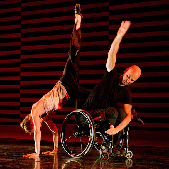 Forward Motion Physically Integrated Dance Fest