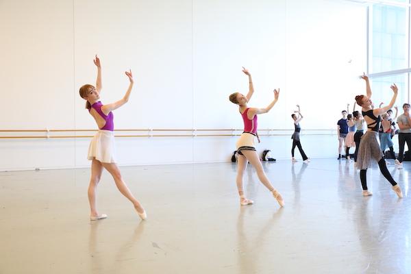 Houston Ballet demi soloists