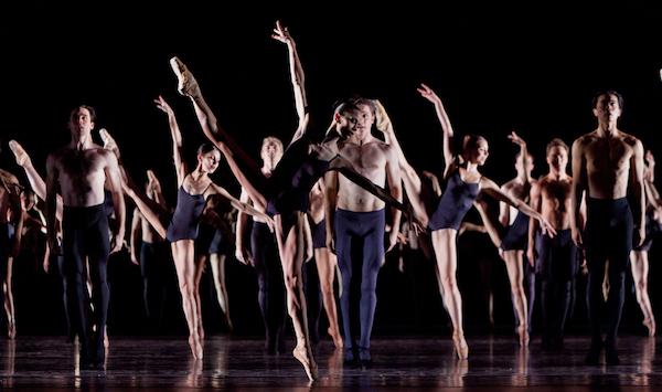 Houston Ballet artists