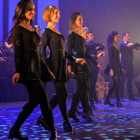 Irish dance show in Australia