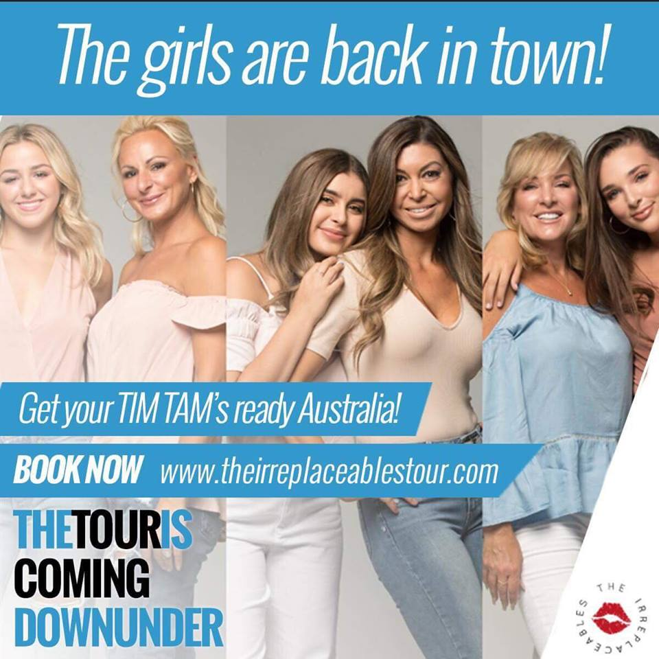 Dance Moms stars tour Australia again