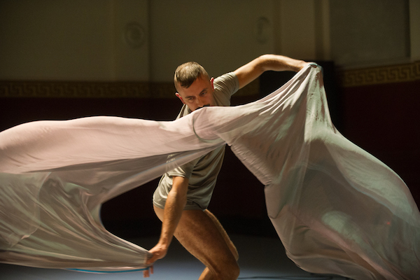 2018 Keir Choreographic Awards Finalist