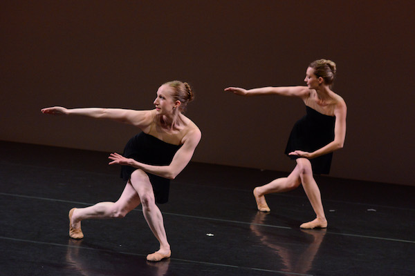 Laura Di Orio and Katie Lohiya in Trio Sonatas