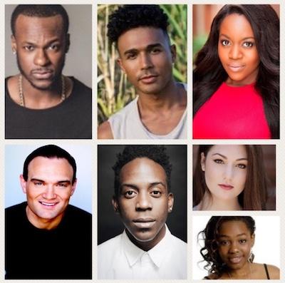 Madiba The Musical Australian cast