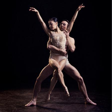 Oklahoma City Ballet Principal Dancers Alvin Tovstogray and Miki Kawamura