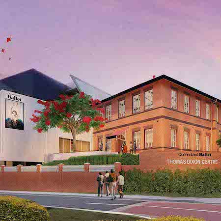 Redeveloping Thomas Dixon Centre