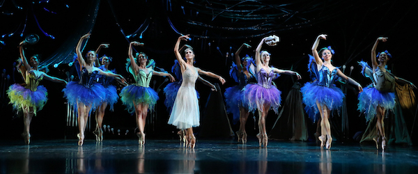 Queensland Ballet in Liam Scarlett work