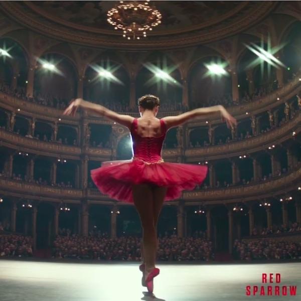 Jennifer Lawrence's dance double