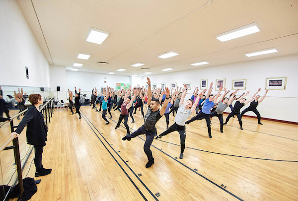Male Dancer Auditions New York