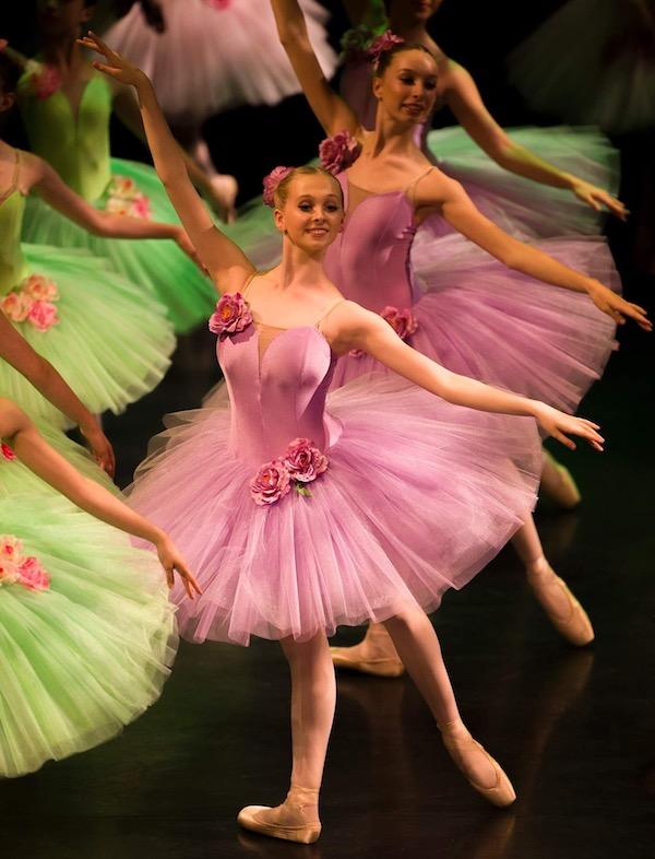 Australian full-time dance in Russian System
