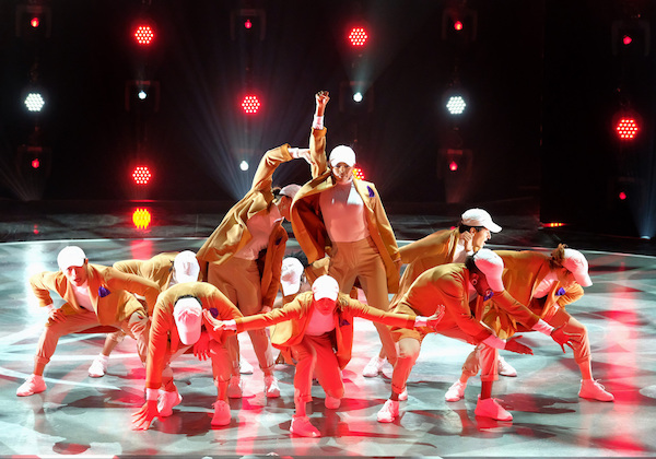 Keone & Mari Madrid choreography on SYTYCD Season 14