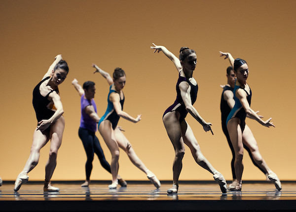 San Francisco Ballet in William Forsythe work