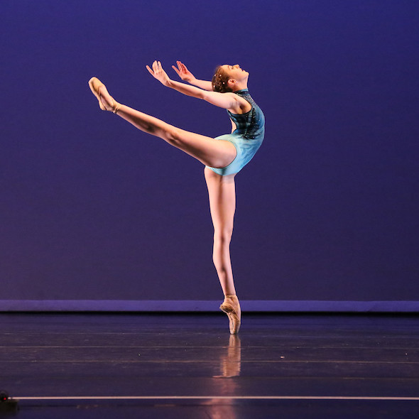 American Ballet Competition competitor