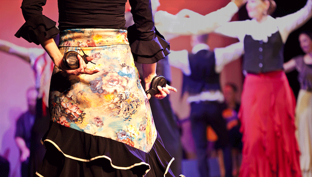 Recuerdos at Adelaide Cabaret Fringe Festival