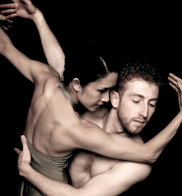Rachel Van Buskirk and Heath Gill