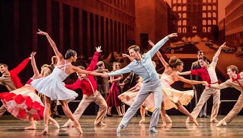 The Joffrey Ballet to present Romeo & Juliet in L.A.