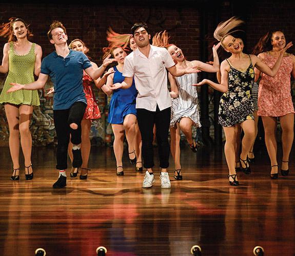 Melbourne professional dance training
