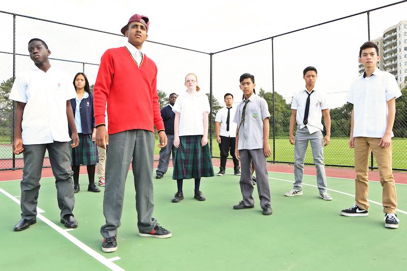 Shaun Parker and Company leads anti-bullying program