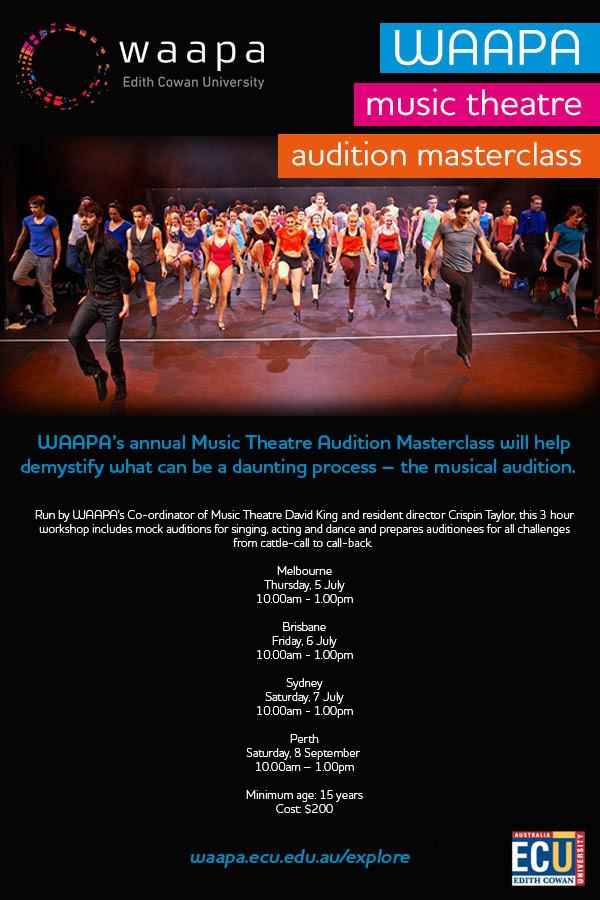 Musical Theatre Workshops in Australia