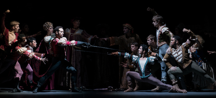 Romeo and Juliet by Cincinnati Ballet in 2013