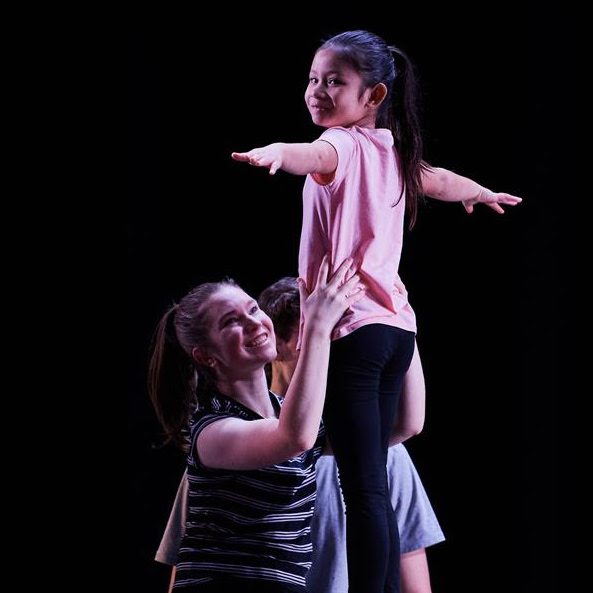 Act-Belong-Commit Co:Dance Junior workshop