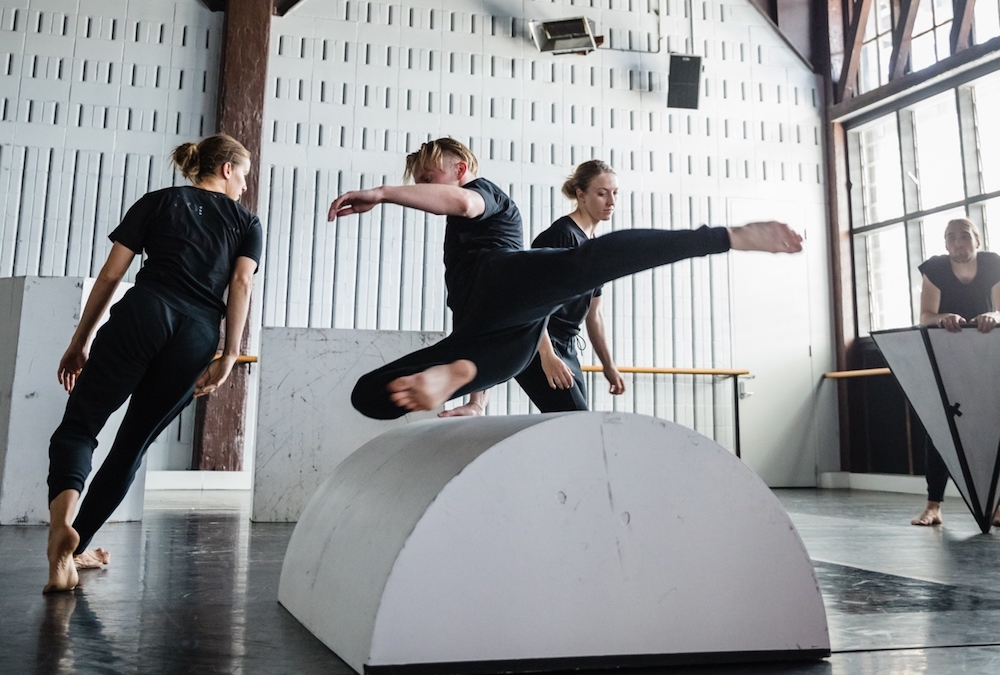Sydney Opera House and Sydney Dance Company