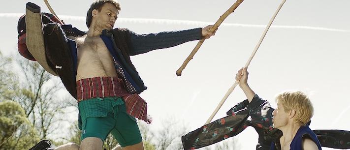 József Trefeli and Gábor Varga choreography