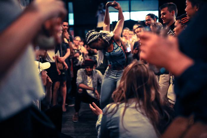 Hip-hop dance show in Australia