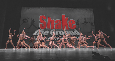 Shake The Ground: The Ultimate Dance Competition