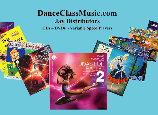 Jay Distributors Dance Studio Music
