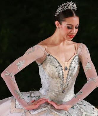 Dance Council of North Texas Scholarship Alumna Kaya Aman