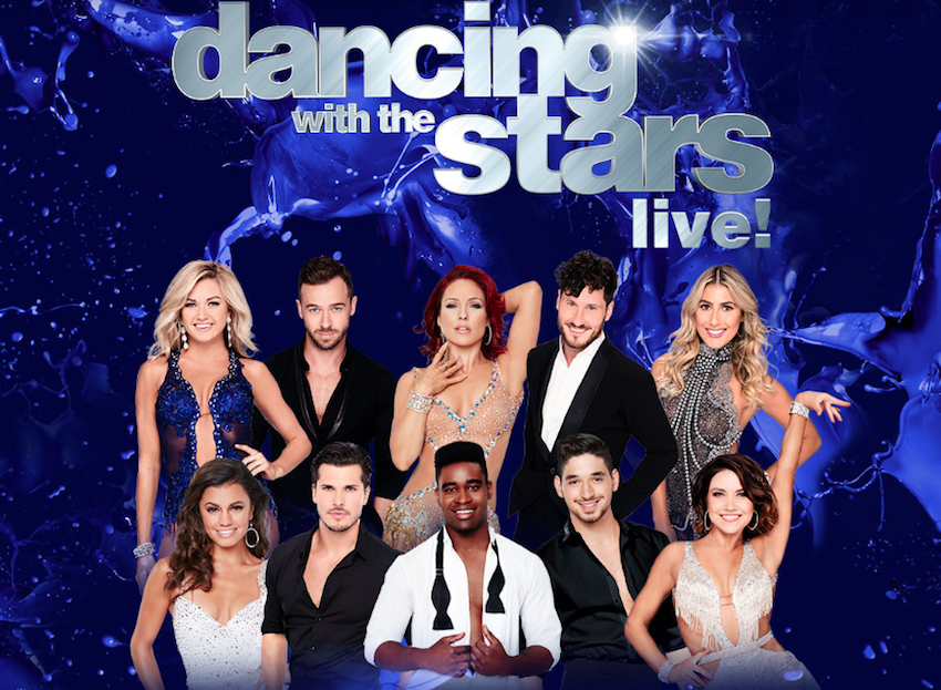 Dancing with the Star Tour We Came to Dance