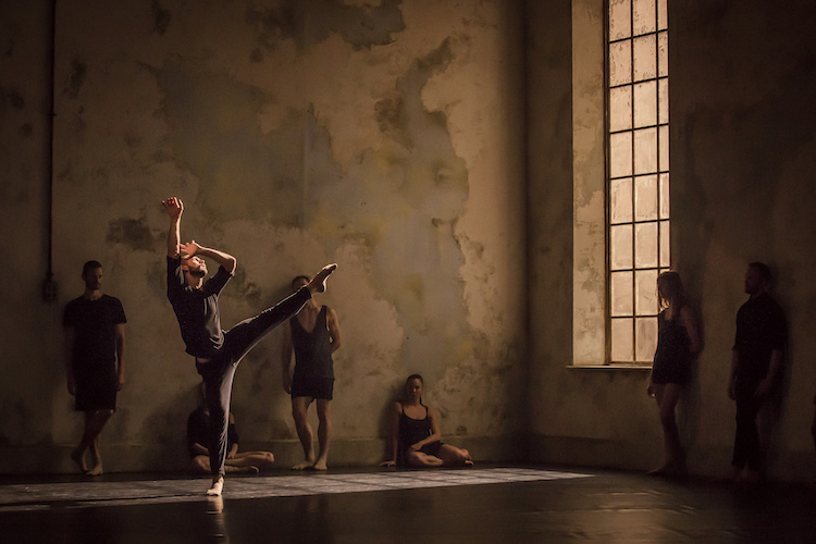 Darwin Festival 2017 presents Frame of Mind by Sydney Dance Company