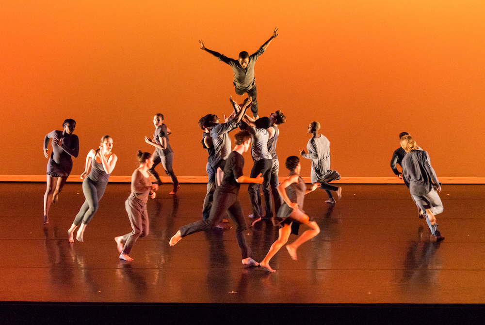 New York City Dance Alliance Foundation performance benefit