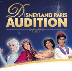 Australian auditions for Disneyland Paris