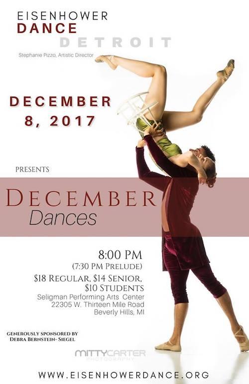 December Dances 2017