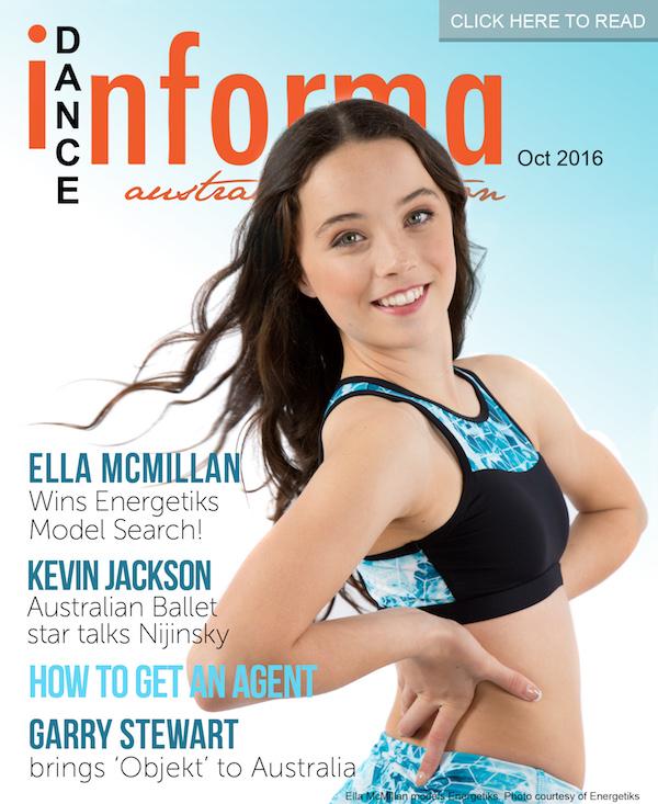 2016 Energetiks and Dance Informa Model Search Winner modelling Oriental Bloom