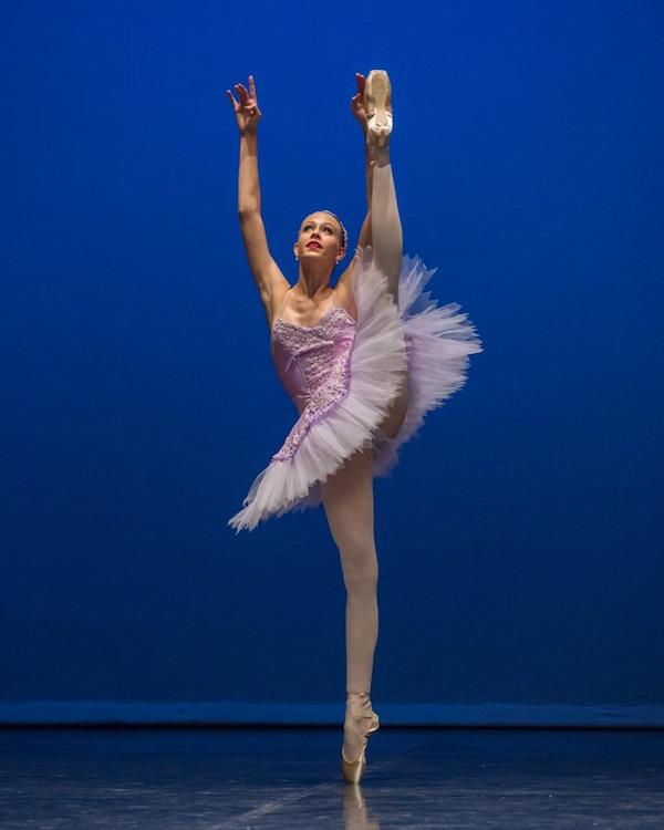 Katherine Mantle Performing Arts Academy Student