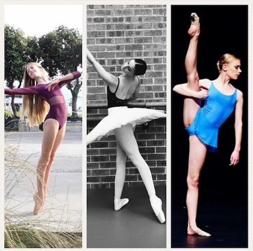 Dance Model Contest Entrants