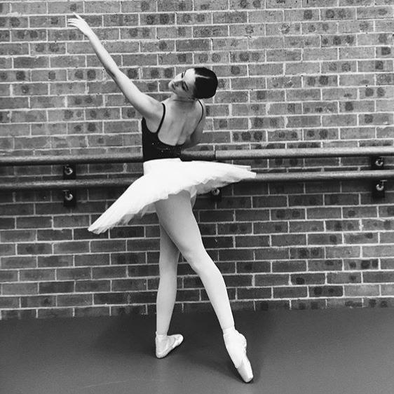 Dance Model Contest Entrant Molly Sawyer