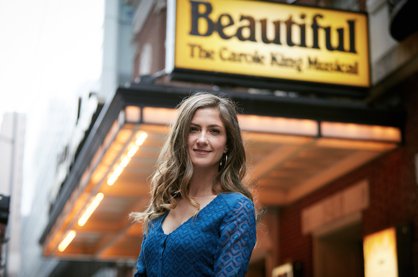 Esther Hannaford for Beautiful The Carole King Musical