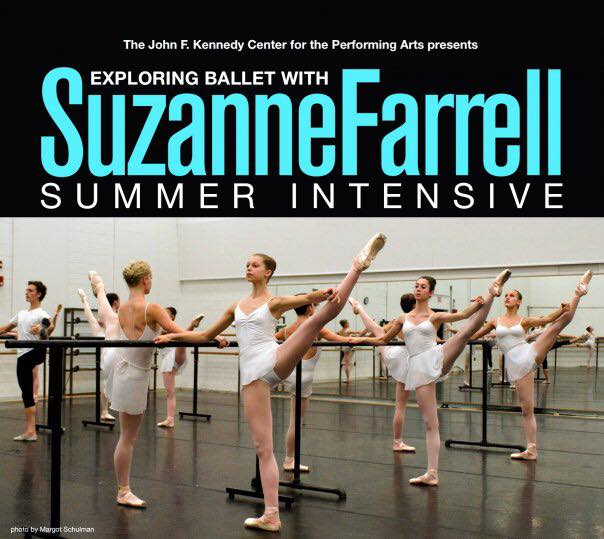 Apply to study with Suzanne Farrell - Dance Informa USA